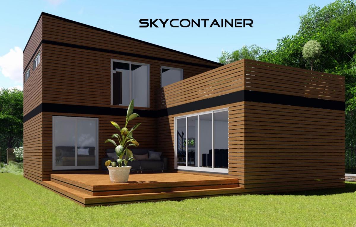 Container Haus: Die schönsten Containerhäuser des Jahres