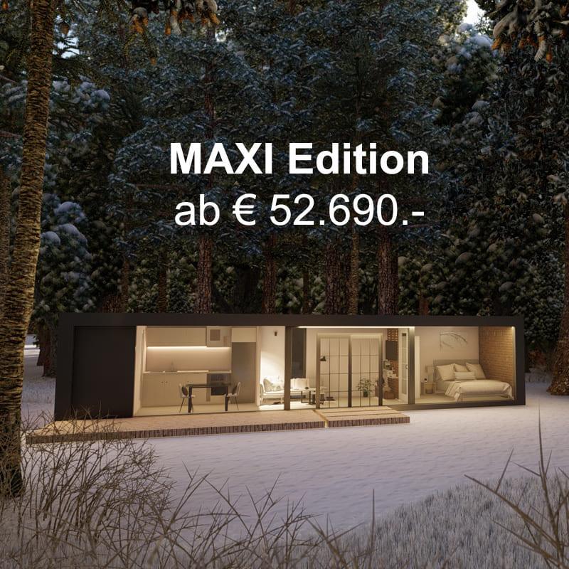 Tiny House kaufen: Traumhafte Minihäuser ab 30.000 Euro von Skydesign