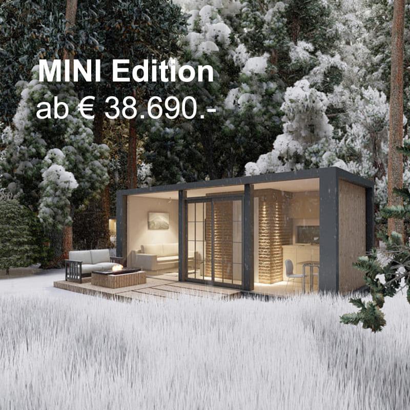 Skycontainer Tiny Houses Minihaus und Modulhaus - Anbieter, Produzenten und Hersteller