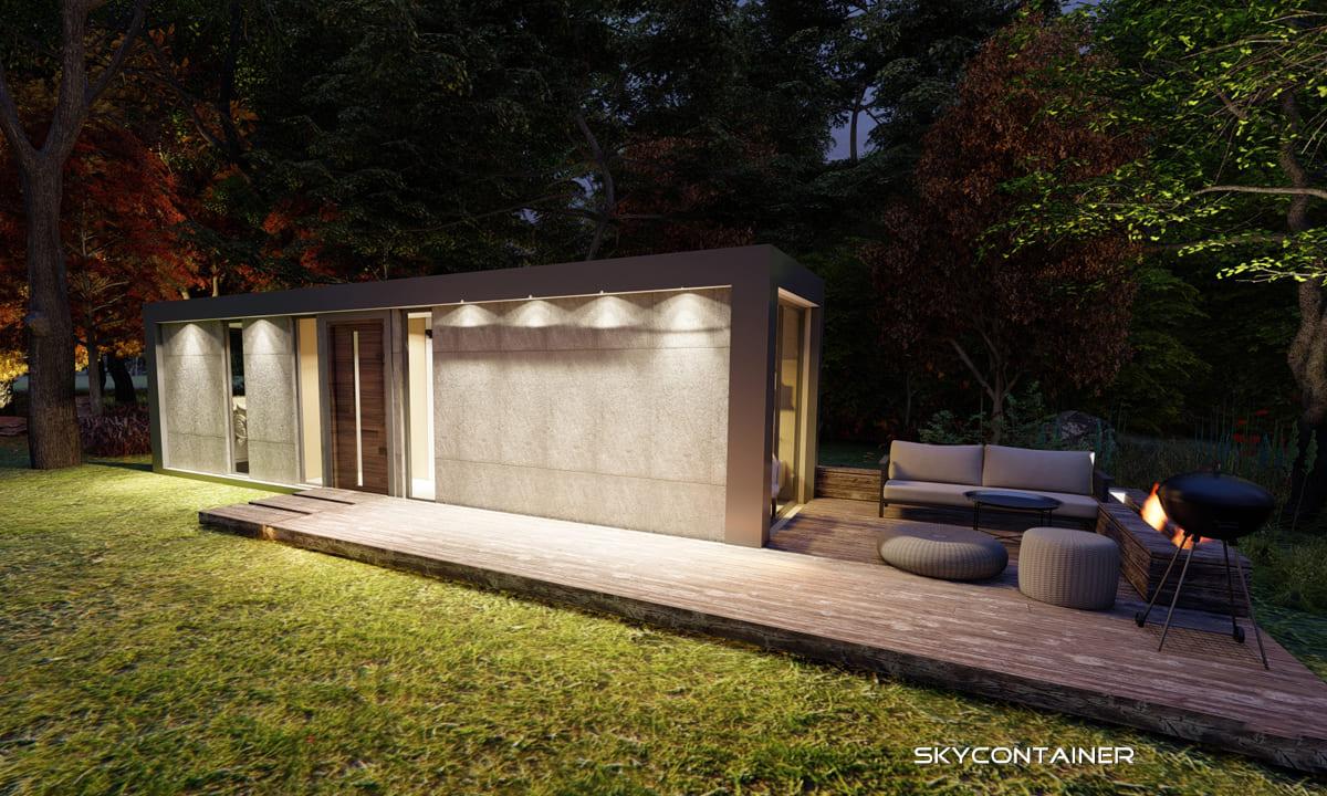 Wie viel kostet ein Container Haus?