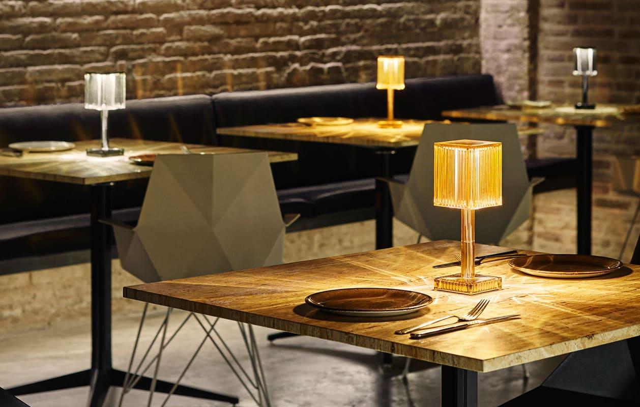 Designer Tischleuchten Exklusive Tischleuchten modern mit Akku